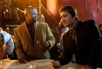 Terry Crews as James and Luke Wilson as Jack Harris in