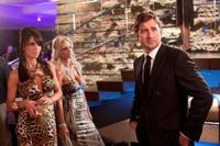 Diane Sorrentino as Raven Swallows, Stacey Alysson as Alexandra Raines and Luke Wilson as Jack Harris in