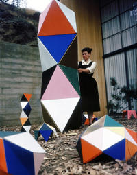 Ray Eames in