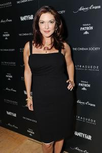 Laura Harring at the after party of the New York premiere of