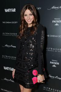 Olivia Palermo at the after party of the New York premiere of