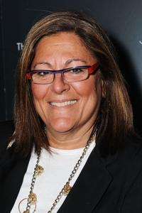 Fern Mallis at the after party of the New York premiere of