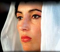 Benazir Bhutto in