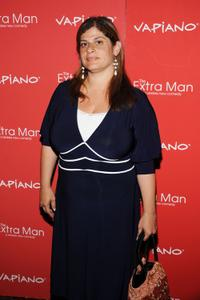 Shari Springer Berman at the New York premiere of