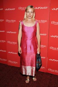 Alicia Goranson at the New York premiere of