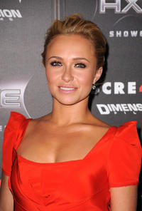 Hayden Panettiere at the California premiere of