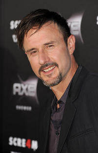 David Arquette at the California premiere of