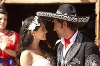 Barbara Mori and Hrithik Roshan in