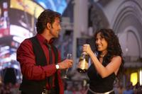 Hrithik Roshan and Barbara Mori in