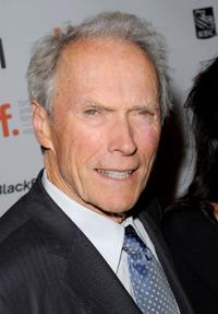 Director Clint Eastwood at the Canada premiere of
