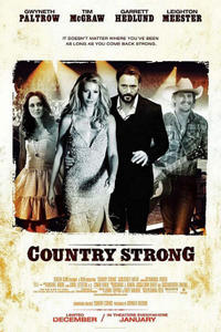 """Poster art for """"Country Strong."""""""