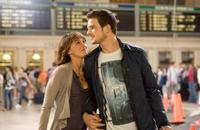 Sharni Vinson and Rick Malambri in