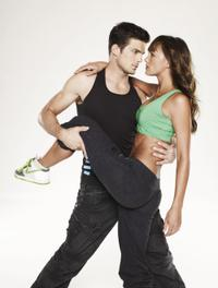 Rick Malambri and Sharni Vinson in