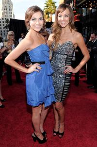 Alyson Stoner and Sharni Vinson at the California premiere of