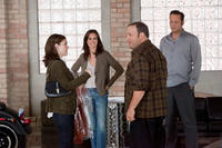 Winona Ryder, Kevin James, Jennifer Connelly and Vince Vaughn in