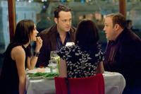 Jennifer Connelly, Vince Vaughn and Kevin James in