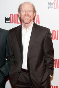 Director/producer Ron Howard at the Illinois premiere of
