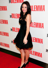 Jenna Dewan at the Illinois premiere of