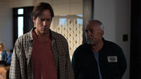 Kevin Sorbo and John Ratzenberger in