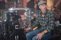 Director Craig Gillespie on the set of