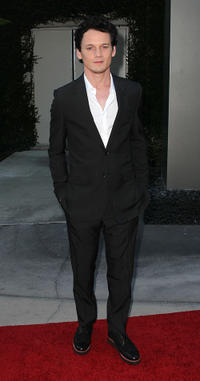 Anton Yelchin at the California premiere of