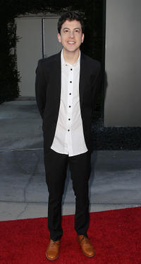 Christopher Mintz-Plasse at the California premiere of