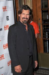 Josh Brolin at the Canada premiere of
