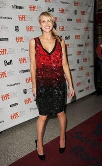 Lucy Punch at the Canada premiere of