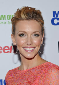 Katie Cassidy at the New York premiere of