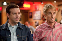 Jason Sudeikis as Fred and Owen Wilson as Rick in