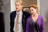 Owen Wilson as Rick and Jenna Fischer as Maggie in