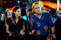 Alexandra Daddario as Paige and Owen Wilson as Rick in