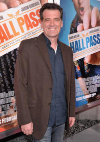 Bruce Thomas at the California premiere of