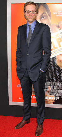 Stephen Merchant at the California premiere of