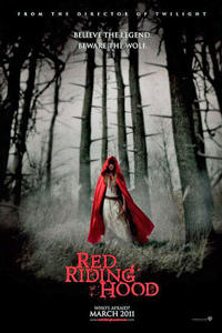 """Poster art for """"Red Riding Hood"""""""