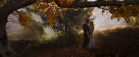 """Shiloh Fernandez as Peter and Amanda Seyfried as Valerie in """"Red Riding Hood."""""""