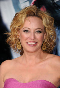 Virginia Madsen at the California premiere of