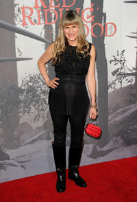 Director Catherine Hardwicke at the California premiere of