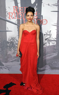Katerina Graham at the California premiere of