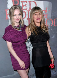 Amanda Seyfried and director Catherine Hardwicke at the California premiere of