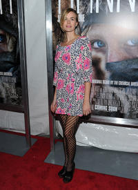 Alice Callahan at the New York screening of