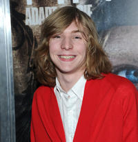 Danny Flaherty at the New York screening of
