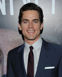 Matthew Bomer at the New York screening of