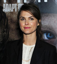 Keri Russell at the New York screening of