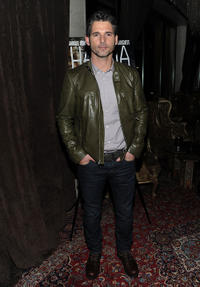 Eric Bana at the after party of the New York screening of