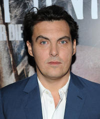 Director Joe Wright at the New York screening of