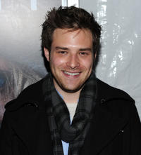 Ben Rappaport at the New York screening of