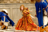 """Milla Jovovich in """"The Three Musketeers."""""""