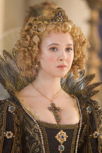 """Juno Temple in """"The Three Musketeers."""""""