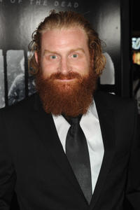 Kristofer Hivju at the California premiere of